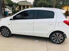 Cần bán gấp Mitsubishi Mirage năm 2016, màu trắng, nhập khẩu, mới đi 1,3 vạn