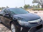 Bán Toyota Camry sản xuất 2018, màu đen, xe mới mua được mấy tháng