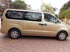 Cần bán gấp Hyundai Grand Starex năm sản xuất 2010, màu vàng, máy dầu, 9 chỗ