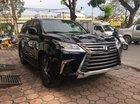 Bán xe Lexus LX 570 USA 2019, màu đen, nhập khẩu Mỹ full option. LH 093.798.2266