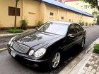 Cần bán xe Meccedes E240 đời 2003 đăng ký 2004, màu đen