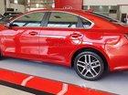 Cần bán xe Kia Cerato 1.6 AT Delu đời 2019, màu đỏ, 635 triệu