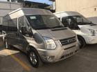 Thái Bình tư vấn mua các dòng Ford Transit 2018 2019 đủ các bản, giá tốt tặng PK, trả góp cao, LH 0974286009