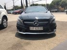 Cần bán Mercedes CLA45 sản xuất năm 2015, màu đen, xe nhập, xe một đời chủ mua chính hãng