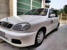 Bán Daewoo Lanos năm sản xuất 2001, màu trắng chính chủ giá cạnh tranh
