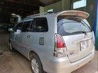 Cần bán xe Toyota Innova 2009, màu bạc, xe đẹp
