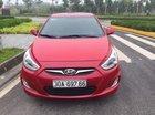 Cần bán gấp Hyundai Accent Blue đời 2014, màu đỏ số tự động, 465 triệu