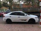 Cần bán lại xe Kia Forte đời 2010, màu trắng, xe nhập, giá 295tr