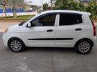 Cần bán xe Kia Morning 1.0AT năm 2011, màu trắng, nhập khẩu