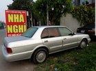 Bán xe Toyota Crown Super Salon 3.0 sản xuất 1993, màu bạc