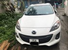 Bán Mazda 3 đời 2014, màu trắng xe gia đình