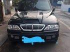 Bán Ssangyong Musso 2.5 sản xuất năm 2004, màu đen, nhập khẩu nguyên chiếc
