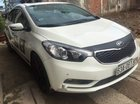Cần bán lại xe Kia K3 2014, màu trắng, full option