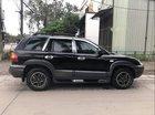 Bán Hyundai Santa Fe Gold đời 2003, màu đen, xe nhập, giá 285tr