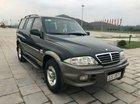 Cần bán lại xe Ssangyong Musso năm 2004