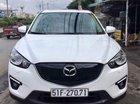 Bán Mazda CX 5 2015, màu trắng chính chủ giá cạnh tranh