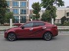 Bán xe Mazda 2 đời 2017 màu đỏ, giá 528 triệu