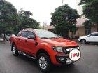 Ô Tô Thủ Đô bán xe Ford Ranger Wildtrak 2.2L AT 2014, màu cam 569 triệu