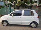 Cần bán Daewoo Matiz đời 2002, màu trắng, xe đẹp nguyên zin