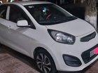 Bán lại xe Kia Morning 1.25MT sản xuất năm 2014, màu trắng chính chủ