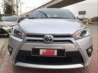 Cần bán Toyota Yaris 1.5G AT đời 2016, màu bạc, nhập khẩu nguyên chiếc