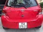 Bán Toyota Yaris 1.3 AT đời 2011, màu đỏ, nhập khẩu nguyên chiếc ít sử dụng