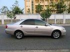 Cần bán gấp Toyota Camry 2.4G đời 2005, màu hồng phấn