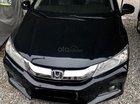 Cần bán xe Honda City 1.5 CVT đời 2015, màu đen, giá tốt, Hà Nội