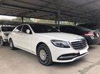 Cần bán xe Mercedes S500L sản xuất năm 2014, màu trắng