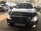 Chính chủ bán Mercedes-Benz S350 đời 2007 màu đen, giá 720 triệu, xe nhập Đức