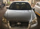 Cần bán xe Daewoo Gentra SX 1.5 MT đời 2011, màu bạc còn mới giá cạnh tranh