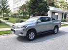 Cần bán xe Toyota Hilux 3.0G đời 2015, màu bạc, nhập khẩu số tự động, giá chỉ 760 triệu