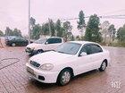 Bán xe Daewoo Lanos SX đời 2004, màu trắng