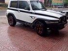 Cần bán gấp Ssangyong Korando sản xuất 2002, màu trắng, xe nhập