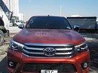 Cần bán xe Toyota Hilux đời 2017, màu đỏ như mới