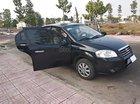 Cần bán Daewoo Gentra 2008, màu đen xe gia đình, giá 200tr