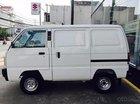 Cần bán xe Suzuki Super Carry Van Blind Van đời 2018, màu trắng