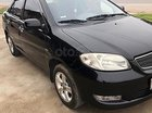 Bán Toyota Vios 1.6 sản xuất 2004, màu đen, xe gia đình
