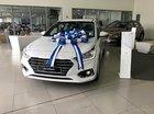 Bán Hyundai Accent 1.4 AT đời 2019, màu trắng, giá chỉ 499 triệu