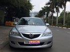 Cần bán lại xe Mazda 6 đời 2003, màu bạc, nhập khẩu nguyên chiếc xe gia đình, 229tr