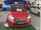 Bán xe Suzuki Celerio AT CVT đời 2018, màu đỏ, xe nhập, 359tr