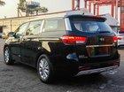 Cần bán gấp Kia Sedona đời 2016, màu đen, xe nhập