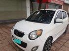 Cần bán lại xe Kia Morning AT 2010, màu trắng, nhập khẩu