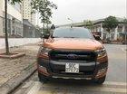 Bán xe Ford Ranger 3.2  AT sản xuất 2017, màu nâu, xe nhập