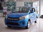 Bán xe Suzuki Celerio sản xuất 2018, màu xanh lam, xe nhập giá cạnh tranh