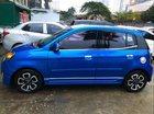 Cần bán xe Kia Morning SLX đời 2009, màu xanh lam, xe nhập