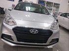 Bán xe Hyundai Grand i10 MT đời 2019, màu bạc