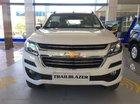 Bán Chevrolet Trailblazer 2019, màu trắng, nhập khẩu, 835 triệu