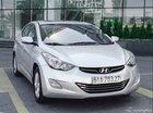 Bán gấp Hyundai Elantra 1.8AT sản xuất 2013, màu bạc