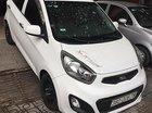 Bán xe Kia Morning Van số sàn, màu trắng, sản xuất 2012, cam kết không đâm đụng ngập nước
